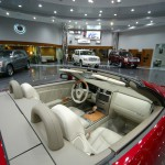 Cadillac Car Showroom