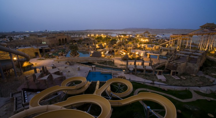 Water Park Lost Paradise of Dilmun