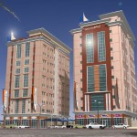 2 RESIDENTIAL TOWER @ SANABIS FOR TAMEER