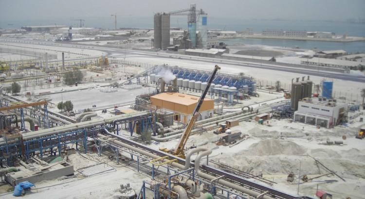 Al-Hidd Phase III Desalination Plant