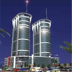 INTERNATIONAL BUS TERMINAL & OFFICE TOWERS FOR SABTCO (OPTION 1)